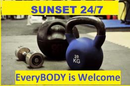Sunset 247 - Logo